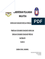 PEMETAAN STANDARD KURIKULUM TAHUN 3 MATEMATIK 2013.pdf