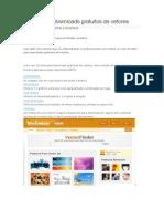 0 Sites Para Downloads Gratuitos de Vetores