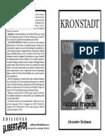 Alexander Berkman - Kronstadt 1921