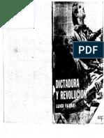 Luigi Fabbri - Dictadura y Revolucion