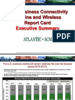 2012 ATLANTIC-ACM Business Connectivity.executive Summary