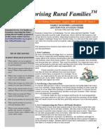 Erf Newsletter 8 08