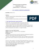 RD_Lição 9 - MATEUS, O APOSTOLO AGRADECIDO.doc