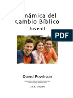 Dinamica Del Cambio Biblico Ju - David Powlison