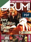 DRUM JoeyJordison 1008