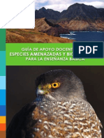 Guia de Apoyo Docente Sobre Especies Amenazadas y Biodiversidad