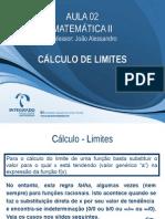 Aula02 Clculodelimites Versocorrigida 121028114252 Phpapp02
