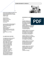 Benedetti Mario. Poemas