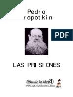 Piotr Kropotkin - Las Prisiones