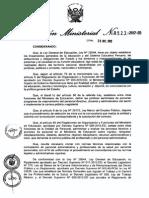 Contratacion Personal Administrativo