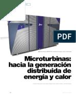 Microturbinas