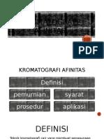 Kromatografi afinitas.pptx