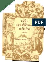 La Teoria de La Arquitectura en Los Tratados