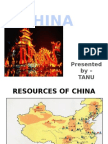 Ppt on China