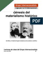 Lecturas de marxismo internacionalista