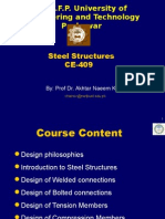 Lecture -1 Steel Structures Design Philosophies