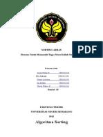 Tugas Sorting, sistem distribusi