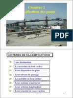 Chapitre2-Classification Des Ponts