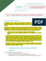 Leçon 1 - Analyse de la société de Durkeim.odt