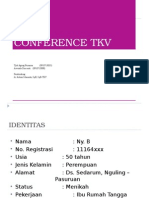 Conference BTKV
