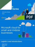 ModernBiz_Microsoft Cloud for SMB Release 1.0