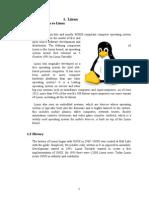 Ayush Ojha Linux Project