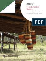 Social Justice Report 2009