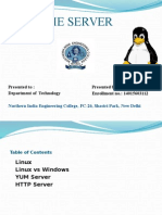 Http Server by Linux