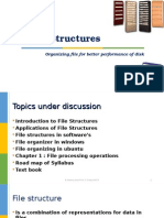 File Structures 1
