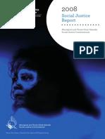 Social Justice Report 2008