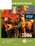 Social Justice Report 2006