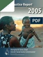 Social Justice Report 2005