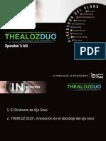 Speakers Kit Thealoz Duo