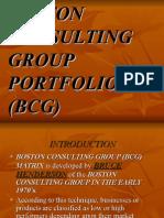 BCG Matrix Presentation
