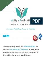 Presentation for Aditya Publication.ppt