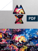 Digital Booklet - Mylo Xyloto