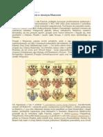 Royal descendants from the Pomeranian town of Maszewo