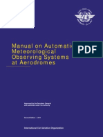 Doc9837 2ndED Meteorological Observing Systems at Aerodromes
