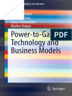 Power-To-Gas_Technology and Business Models 2014
