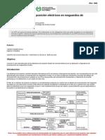 NTP 011 Detectores de Posición Eléctricos en Resguardos de Enclavamientos (PDF, 305 Kbytes)