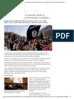 ″Estado Islâmico″ Leva Mundo Árabe a Debater Relação Entre Terrorismo e Religião _ Internacional _ DW.de _ 27.09