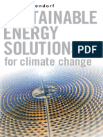 SustSustainable Energy Solutions for Climate Change ainable Energy Solutions for Climate Change by Mark Diesendorf