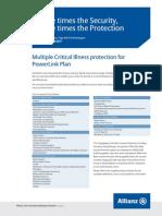 Multiple Care Plan Factsheet 270314