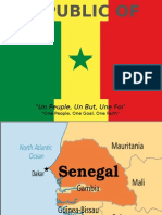 Republic of Senegal Presentation