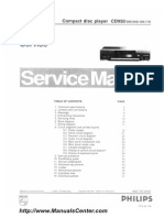 Philips CD950