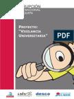 Libro Proyecto Vigilancia Universitaria