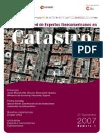 Revista Rei Catastro n1 2007