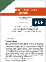 170882947-Tonsilitis-Akut-Kronik.ppt