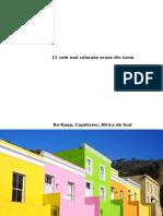 11 Cele Mai Colorate Orase Din Lume