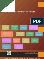 CUARTA CLASEDerechos Humanos en Mexico